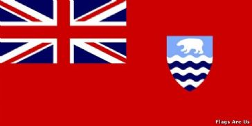British Arctic Territory  (Red Ensign)